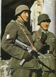 French volunteers.