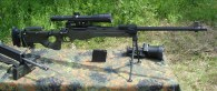 G22 rifle.