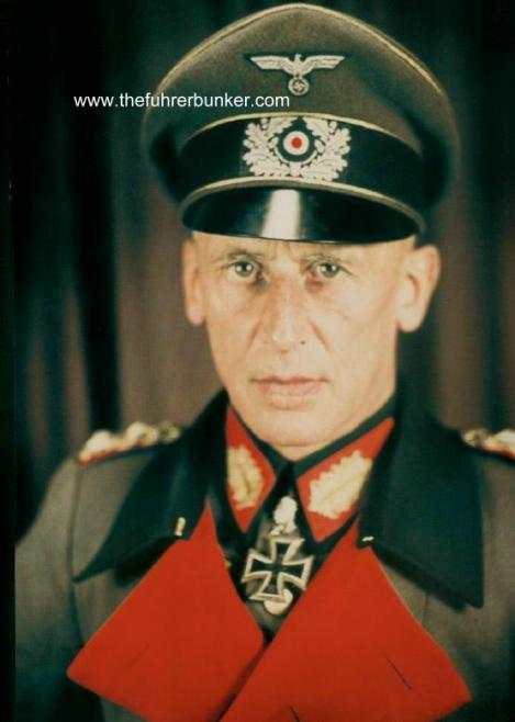 "Generaloberst Hermann ""Papa"" Hoth"