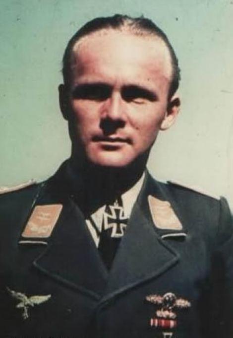 Hauptmann Hans Götz