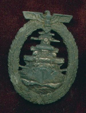 High Seas Fleet Badge