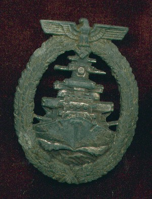High Seas Fleet Badge