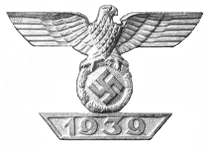 1939 Clasp to the Iron Cross