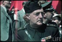 Italian envoy at the Reichs Veterans Day