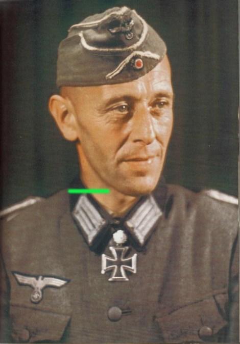 Oberst der Reserve Alfons König