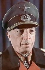 Field Marshal Georg von Kuchler