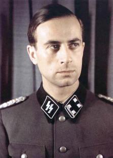 Karl Brandt as an SS-Obersturmbannführer.