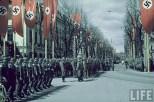 Klagenfurt during Austrian Anschluss referendum.