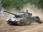Greek Leopard 1V tank.