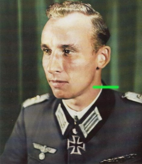 Major Heinz-Otto Fabian