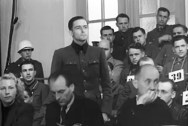 Joachim Peiper at Malmedy trial.