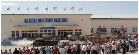 Musée des Blindés - Tank Museum - France.