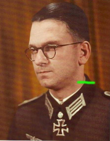 Oberleutnant der Reserve Wilhelm Niggemeyer