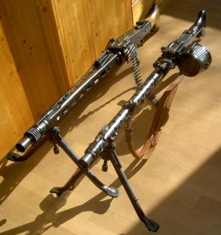 MG 42 & 34.