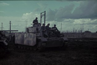Panzer III in Russia.