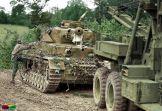 Captured Panzerkampfwagen Pz. IV Ausf. J, from 6.SS-Mountain Division Nord.