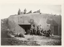 Polish bunker besieged by SANIs.
