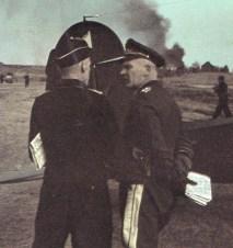 Richard Koll and Wolfram Freiherr von Richthofen.