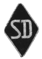SD Sleeve Insignia.