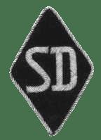 SD Sleeve Insignia.