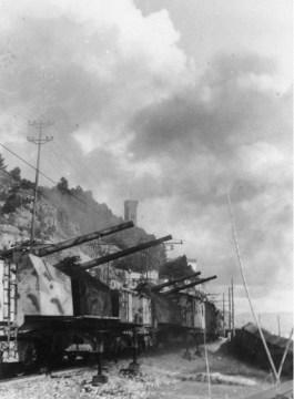 San Remo, Italy 1944.