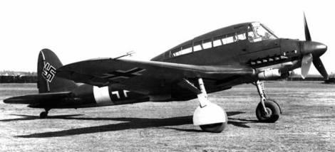 SM.93 with Luftwaffe insignia.