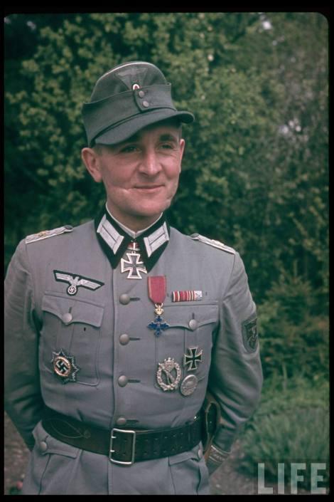 Oberstleutnant der Reserve Wilhelm Schöning