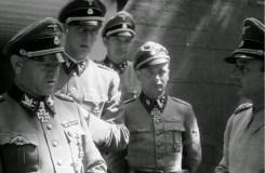 Sepp Dietrich Before Brillanten Award Ceremony.