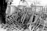 The first German cemeteries on Soviet soil. Brest. June of 1941.