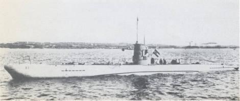 U-1 Type IIA