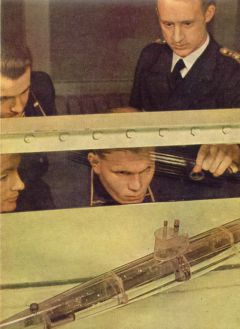 U-Boat training.