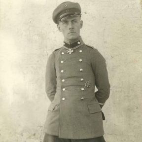 Young Erwin Rommel