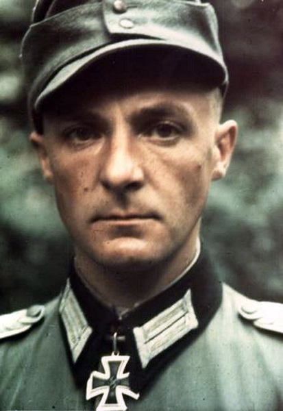 Major Ernst Zimmermann