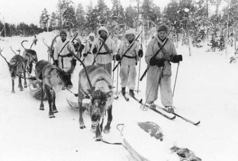 Finnish snipers were some of the deadliest in the world. During the Winter War (November 1939 – March 1940), the Soviet Union invaded Finland hoping to gain Finnish territory and create a buffer zone for Leningrad. Because of the inexperience of Soviet troops and the incredible effectiveness of Finnish snipers, the USSR lost 40 men to every Finn that was killed.