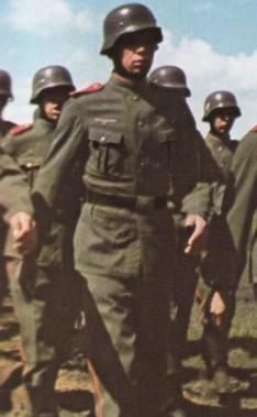 Vlassov's 'Russian Wehrmacht'.
