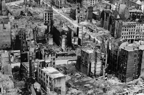 view-of-hamburg-s-wartime-bomb-damage-367282361