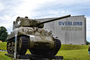 Overlord Museum - Colleville-sur-Mer, France