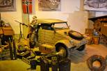 Kublewagen - Normandy Tank Museum - Catz, France