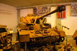 Panzer IV - Normandy Tank Museum - Catz, France
