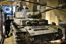 Panzer IV - Overlord Museum - Colleville-sur-Mer, France