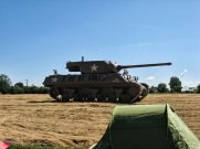 Normandy Tank Museum - Catz, France