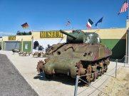 Normandy Tank Museum - Catz, France
