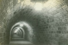 The Nazi tunnel