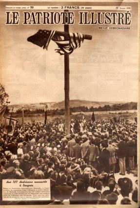 Baugnez - Malmedy 1945