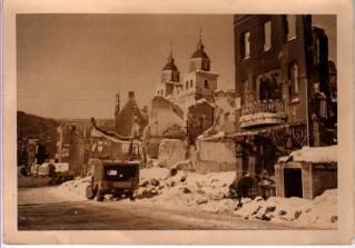 Place Albert 1er 1944