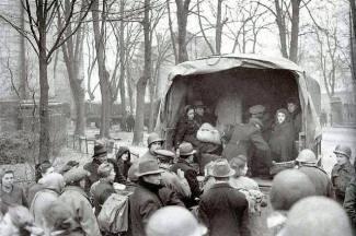 Place du Châtelet 1944