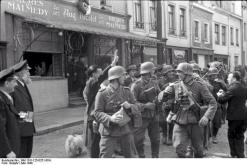 Malmedy, Belgium - May 1940