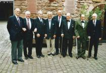 Bose, Bauer, Dr. Good Doer, Bleher, Dip Berger, Walther, Binnig, and Wiegand.