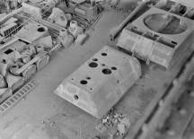 Turret for the Panzer VIII - Maus