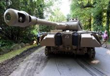 Another view of the trackless Panther.
